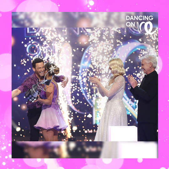 Dancing On Ice Colinfansdotcom
